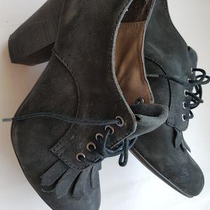 Aldo Loafer lace pump